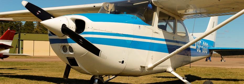 Klubbens Cessna 172